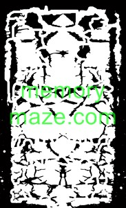Stencil,mask or template J021 SUPER GRUNGE  110X180   Min buy 3